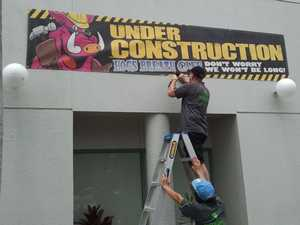 Construction starts on Gladstone's new Hog's Breath