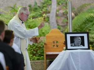 Kurtis West funeral