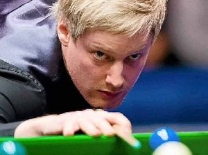 Robertson through to Quarter Finals in UK Snooker Masters