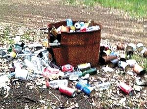 Packaging industry to take role in targeting litterbugs