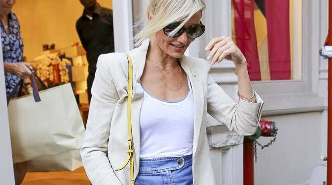 Cameron Diaz has confessed she has