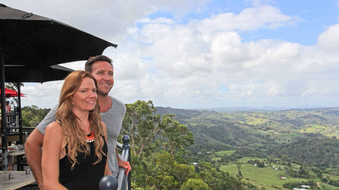 WARM WELCOME: Sunshine Coast residents recognise the importance of welcoming tourists to the region.