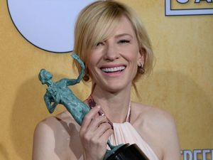 Cate Blanchett is one step closer to an Oscar