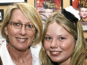 Funeral for Noelene and daughter Yvana