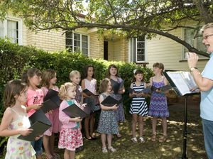 Toowoomba's family choir looks for new members