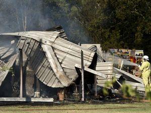 Family faces bleak future after fire destroys home