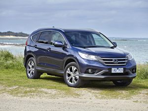 Honda CR-V diesel to start from $38,290