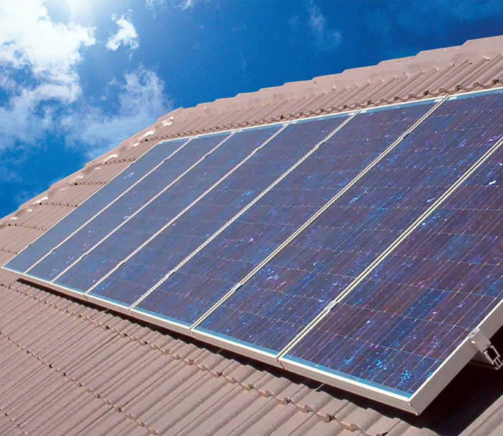 SOLAR: A Ballina woman says she was threatened by a scammer.
