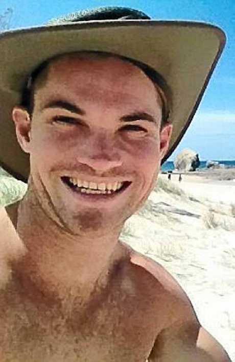 LOVED LIFE: John Armstrong was killed at Dalwood Falls.