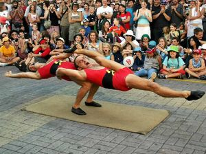 Mix of entertainment on offer at Aussie Day events