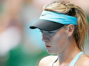 Maria made to pay in shock defeat