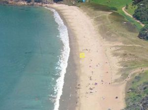 Boy, 7, found dead after falling in hole he dug on NZ beach
