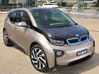 Drive up to 160km for three bucks in the new BMW i3