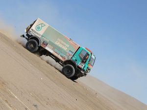 Iveco Dakar 2014 - stages 10-11