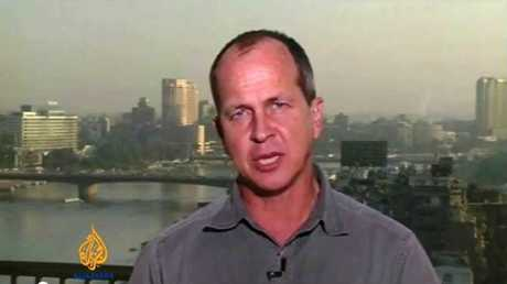 A supplied image of Australian journalist Peter Greste, obtained on Tuesday Jan. 21, 2014. Mr Greste is being held in Cairo's Tora Prison.