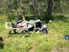 RACQ rescue tasked to single vehicle crash at Carmila