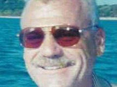 Andrew Mason of Cooloola Cove was last seen at Hervey Bay Hospital on January 18.