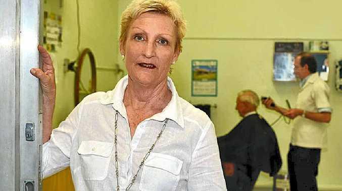 Sue Heinemann is looking forward to meeting the locals.