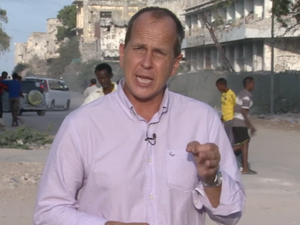 Jailed journalist Peter Greste determined to stay positive