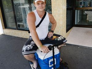 Esky scooter is one cool ride available for Australia Day