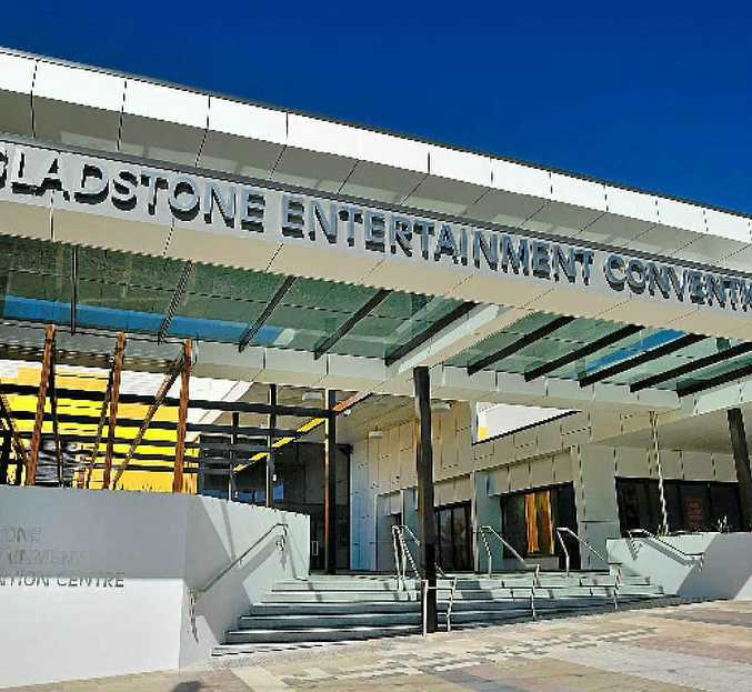 VIEWING: Take a guided tour on Monday of the new Gladstone Entertainment Convention Centre.