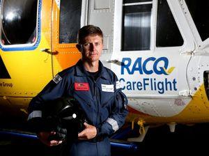 Heroic Toowoomba pilot recalls Bundaberg flood rescues
