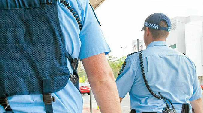 OUT IN FORCE: Police presence has been bolstered in entertainment precincts.