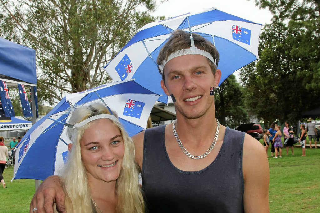 AUSSIE, AUSSIE, AUSSIE: Australia Day celebrations around the region are set to be bigger and better than ever this year.