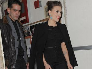 Scarlett Johanson is deeply in love with her fiance