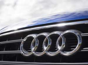 Toowoomba police nab two teenagers in stolen Audi