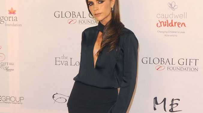 Victoria Beckham was bullied at school.