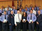 Awards for flood heroes