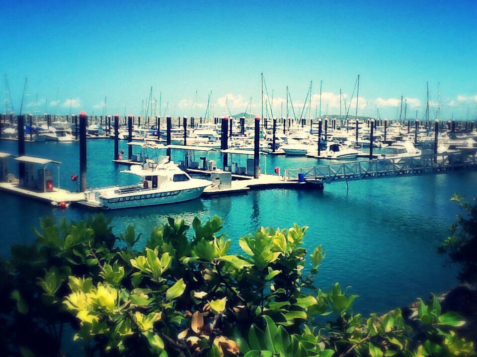 Mackay Harbour.