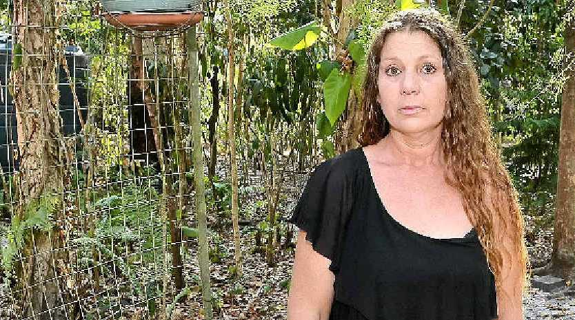 LONG, PAINFUL HAUL: After attending the emergency departments at the Noosa and Nambour hospitals and having an ambulance come to her home, Jenny Clement is dissatisfied with her treatment by the medical system.