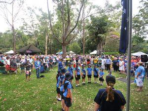 Botanic garden is Australia Day venue