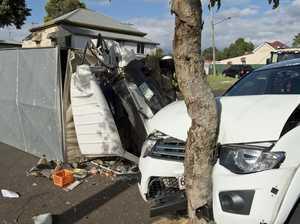 Jellicoe St crash