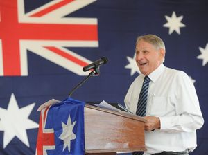 Tears of gratitude from Fraser Coast citizen of the year