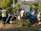 Two killed in tragic Australia Day crash in Toowoomba