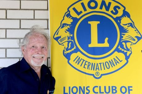 Volunteer of The Year Stanley Felsmen at home in Kingscliff. Photo: Blainey Woodham / Daily News