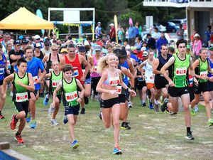 Park Beach fun runs produce fast times