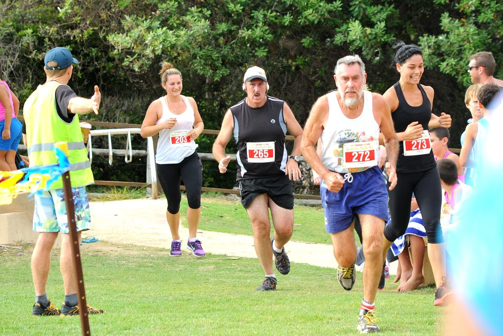 The now traditional HQB Australia Day Fun Runs will incluide 2km, 5km and 10km events.