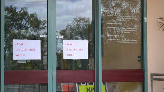 Community Sees Red Over Closure Of Dalby Rsl Dalby Herald