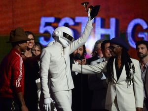 Daft Punk and Macklemore & Ryan Lewis rule 2014 Grammys
