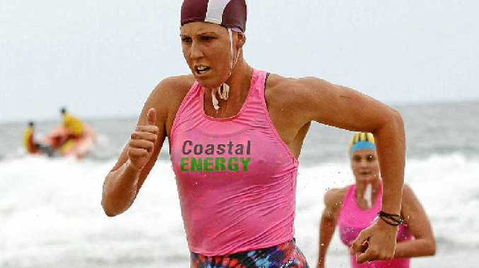 FOCUS: Mooloolaba's Kirsty Higgison will make her Nutri-Grain IronWoman Series debut at Coolum next month.