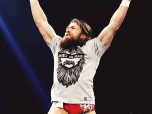 WWE's Daniel Bryan on why you should fear the beard