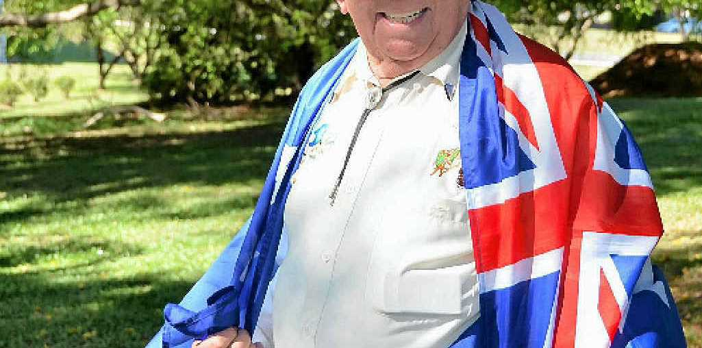 WELL DONE: On Australia Day the government recognised 'The Ferret' with an OAM.