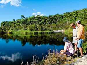 Overseas news outlets doing Fraser Island a favour