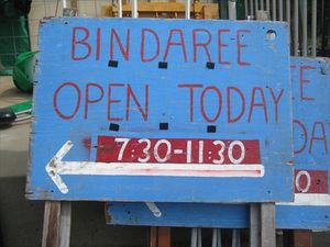 Bindaree board dissolved to make way for new operator