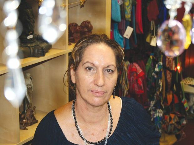 Enchantments owner Ann Healy wants police investigating synthetic cannabis trafficking to stop targeting stores like hers.