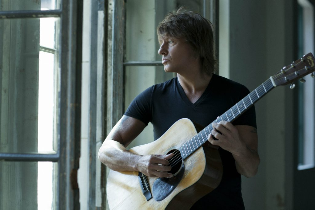 Bon Jovi guitarist and solo artist Richie Sambora.